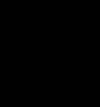 Un completo pantalone palazzo dai raffinati colori del panna e nero Aut/Inv 2021 2022